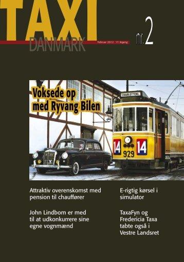 Voksede op med Ryvang Bilen - TaxiDanmark