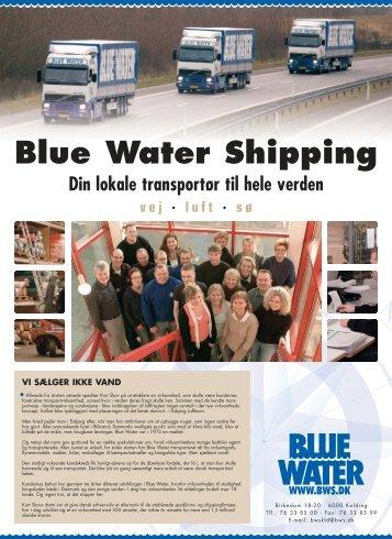 Blue Water Shipping - tungelund.dk