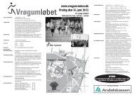 Fredag den 15. juni 2012 ONLINE - Vrøgum Løbet