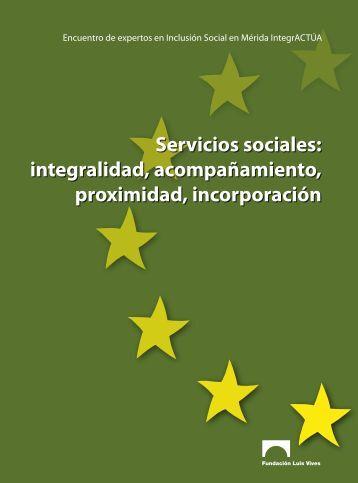 Cuaderno de Debate - Fundación Luis Vives