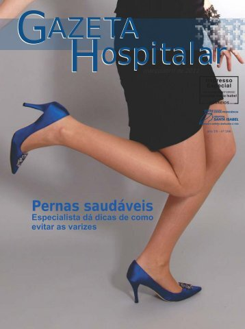 março e abril - Hospital Santa Isabel