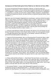 T 4.Beschreibung des Hortus Palatinus von de Caus