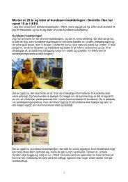 Morten er 29 år og leder af kundeserviceafdelingen i Gentofte ... - Emu