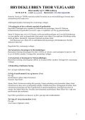Generalforsamling 2011 - Thor Vejgaard - Page 2
