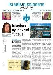 04/2008 - Israelsmissionen