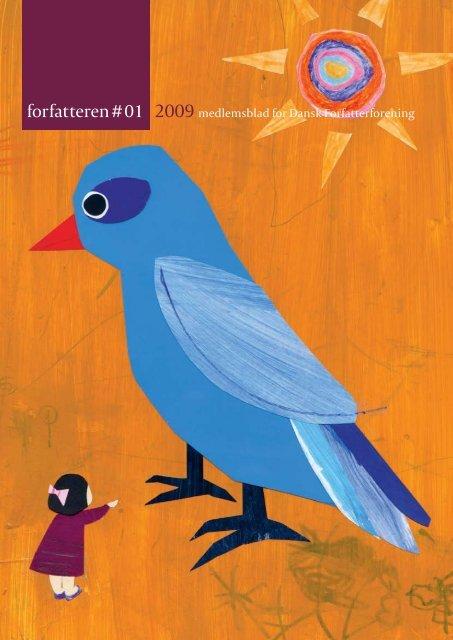 forfatteren # 01 - Dansk Forfatterforening