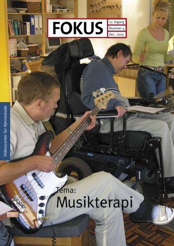Musikterapi - Servicestyrelsen