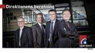 Direktionens beretning - Spar Nord Aktionærmøder