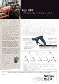 Ergo 2000 – HELT KOMPROMISLØS - Nilfisk-ALTO - Page 2