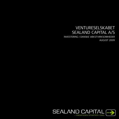 ventureselskabet sealand capital a/s - Velkommen til Business ...