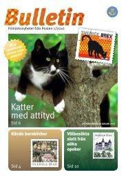 Katter med attityd - Posten