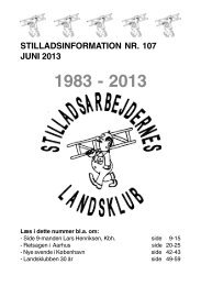 Læs nr. 107 her - Stilladsarbejdernes Landsklub