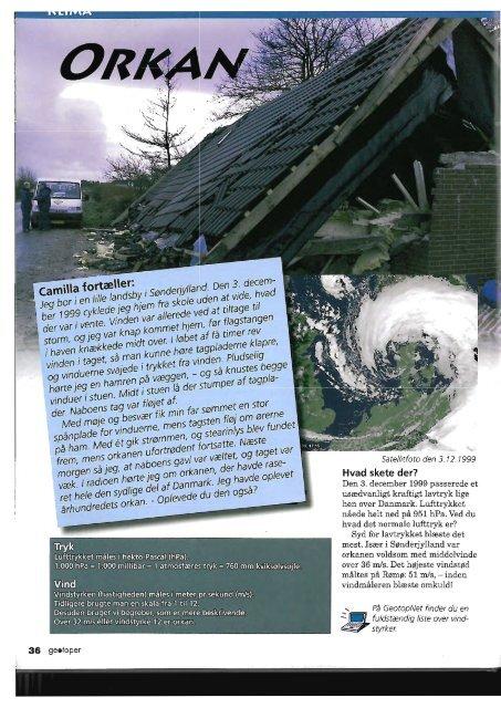 Klima - Geotoper s36-43