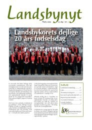 Landsbynyt - Hornum og Omegn