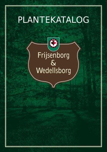 PLANTEKATALOG - Frijsenborg og Wedellsborg Land- og Skovbrug