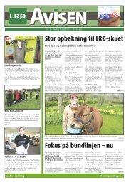 LRØ-Avisen nr. 5 - 1. juni 2010