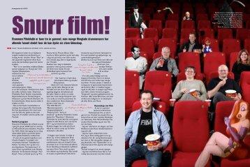 Drammen Filmklubb er bare tre år gammel, men mange filmglade ...
