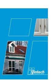 Brochure - Vintech Vinduer & Døre