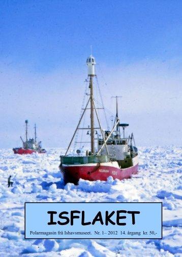 ISFLAKET - Ishavsmuseet Aarvak