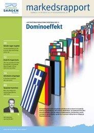 Markedsrapport 3 - SKAGEN Fondene