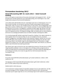 Formandens beretning 2012 - newwweb