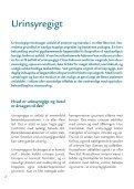Urinsyregigt information - Sygehus Vendsyssel - Page 2