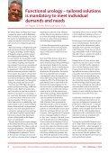 SCANDINAVIAN ASSOCIATION OF UROLOGY - Page 6