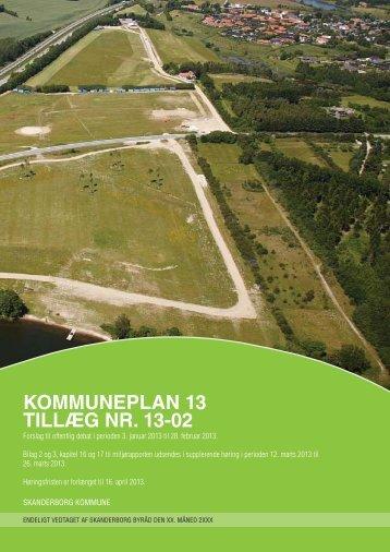 kommuneplan 13