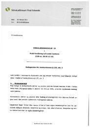 Advokatfirmaet Poul Schinith - Plus Forsikring