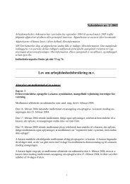 Nyhedsbrev fra AMA 2. kvartal 2005 - Ankestyrelsen