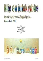 Klip en julekrybbe - Theofilus