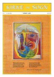 Kirkeblad 0410:Kirkeblad 0307 - Nørre Aaby Kirkes