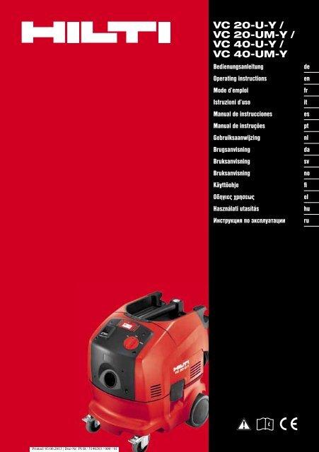Adobe Acrobat fil 1.68 MB dansk - Hilti Danmark A/S