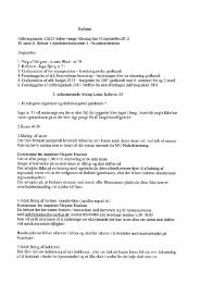 Referat Afdelingsmøde Afd.29 Sabro vænge ... - Almenbo Aarhus