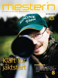 Mester'n 4-2006 - Mesterbrev