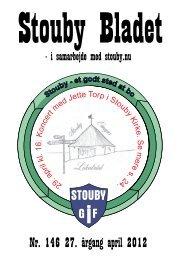 Nr. 146 27. årgang april 2012 - Stouby og Hornum Sogne