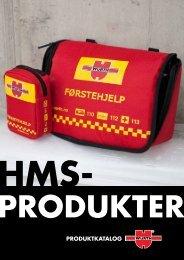 HMS-Produkter - coBuilder