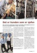 Det er kunden som er sjefen - Foreningen Norske Låsesmeder - Page 4