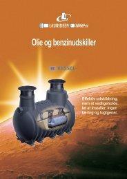 Brochure - Lauridsen Handel og Import A/S