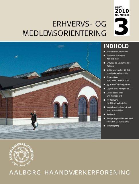 erhvervs- og medlemsorientering - Aalborg Haandværkerforening
