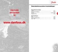 Danfoss A/S | VVS-guiden | Kapitel 2.00 - Danfoss Varme