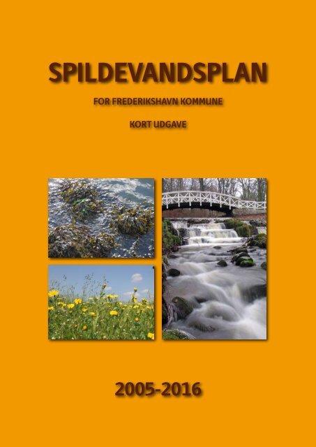 komprimeret udgave - Spildevandsplan for Frederikshavn Kommune ...