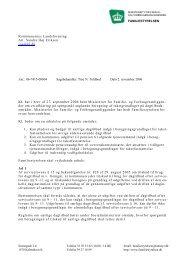 Bilag 1 - brev fra Familiestyrelsen - Københavns Kommune