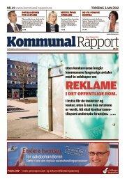 Enklere hverdag - Kommunal Rapport
