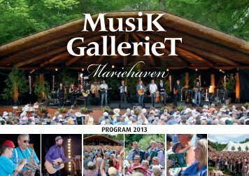 PROGRAM 2013 - Musik Galleriet