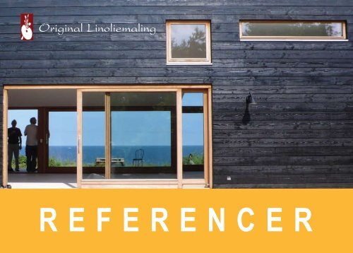 REFERENCER - Linolie Danmark