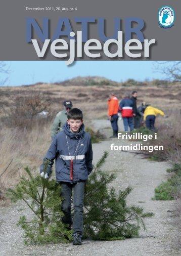 Frivillige i formidlingen - Naturvejlederforeningen i Danmark