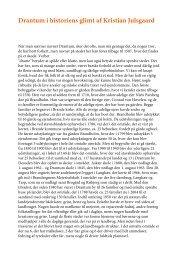 Drantum i historiens glimt af Kristian Julsgaard - Brande Historie