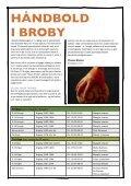 Læs mere i programmet og tilmeld dig de hold du ønsker ... - Broby IF - Page 7
