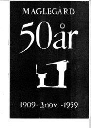 50-års jubilæumsskrift